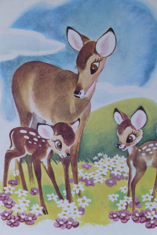 bambi print 001