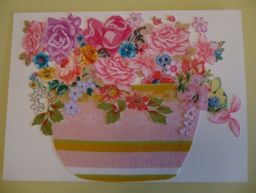 bowl of flowers 007