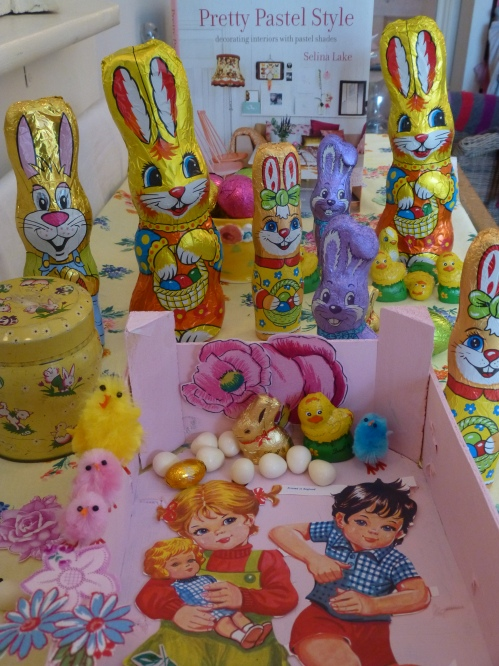 Easter rabbits 004